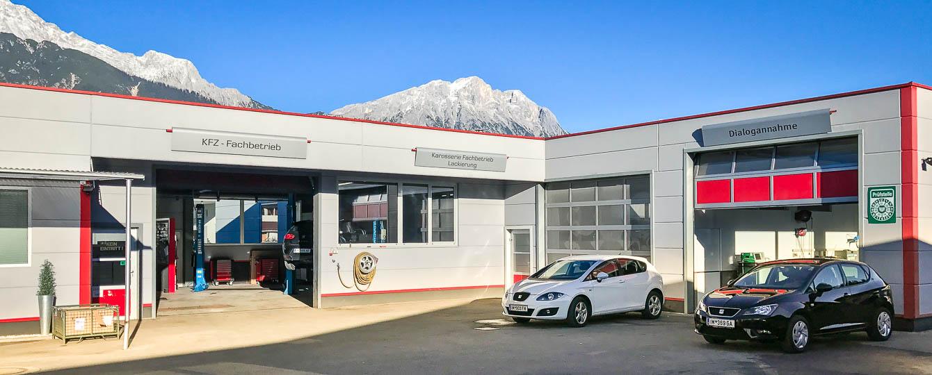 Autohaus Dablander, Ihr Spezialist für Seat, Gebrauchtwagen in Tirol, Fachwerkstätte, modernste Lackiererei und Spenglerei, Reifendienst, Tuning-Design